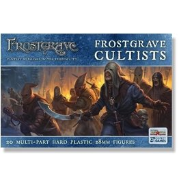 Northstar Miniatures Northstar Miniatures: Frostgrave - Cultists
