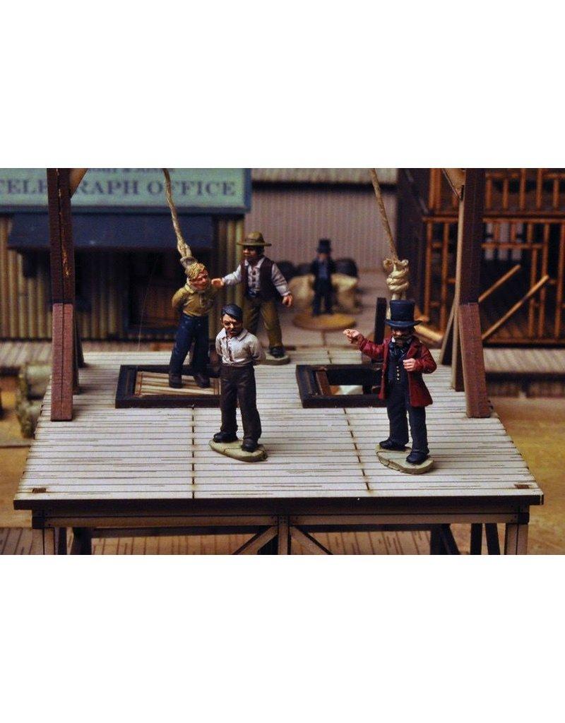 Great Escape Games DIRECT Dead Man's Hand Hangman's Set
