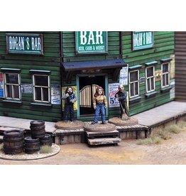 Great Escape Games DIRECT Dead Man's Hand Rogan's Bar Set