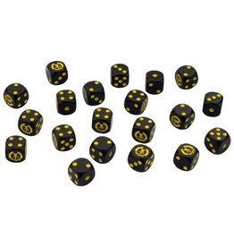 Team Yankee TEG900 East German Dice Set