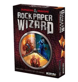 WizKids Dungeons & Dragons: Rock Paper Wizard