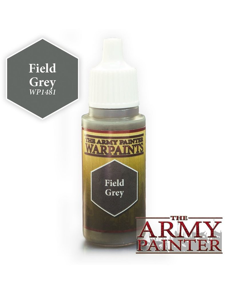 Army Painter WP1481 Army Painter: Warpaints Field Grey 18ml