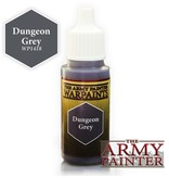 Army Painter WP1418 Army Painter: Warpaints Dungeon Grey 18ml
