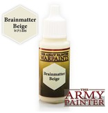 Army Painter WP1406 Army Painter: Warpaints Brainmatter Beige 18ml