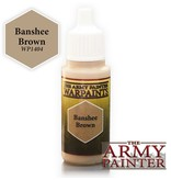 Army Painter WP1404 Army Painter: Warpaints Banshee Brown 18ml