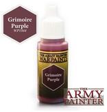 Army Painter WP1444 Army Painter: Warpaints Grimoire Purple 18ml