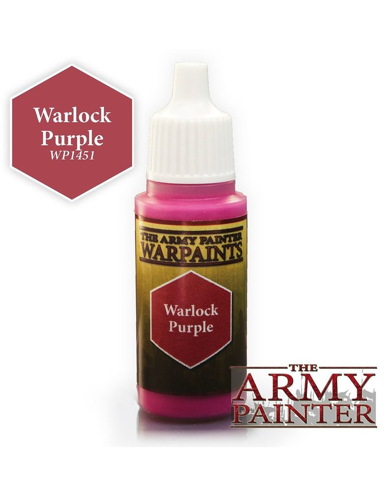 Army Painter WP1451 Army Painter: Warpaints Warlock Purple 18ml