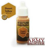 Army Painter WP1121 Army Painter: Warpaints Desert Yellow 18ml