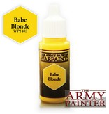 Army Painter WP1403 Army Painter: Warpaints Babe Blonde 18ml
