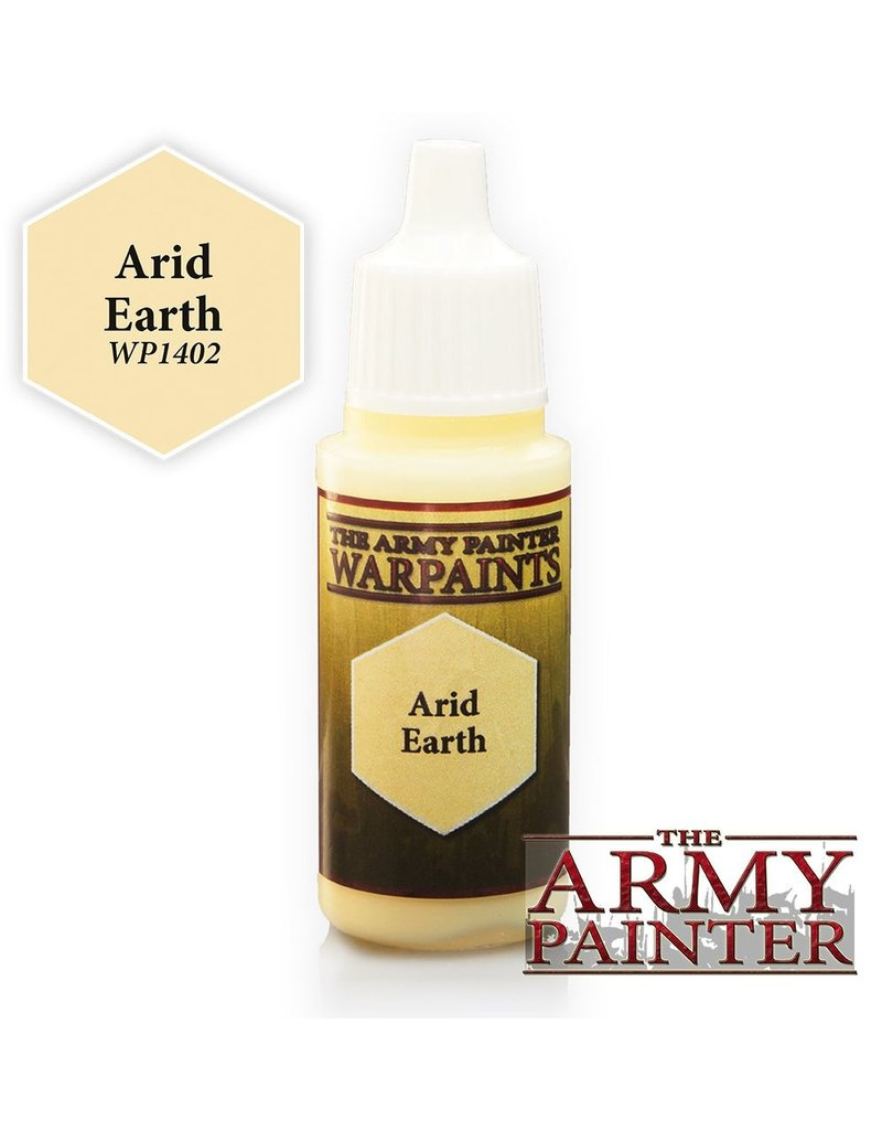 Army Painter WP1402 Army Painter: Warpaints Arid Earth 18ml
