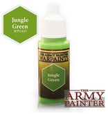 Army Painter WP1433 Army Painter: Warpaints Jungle Green 18ml