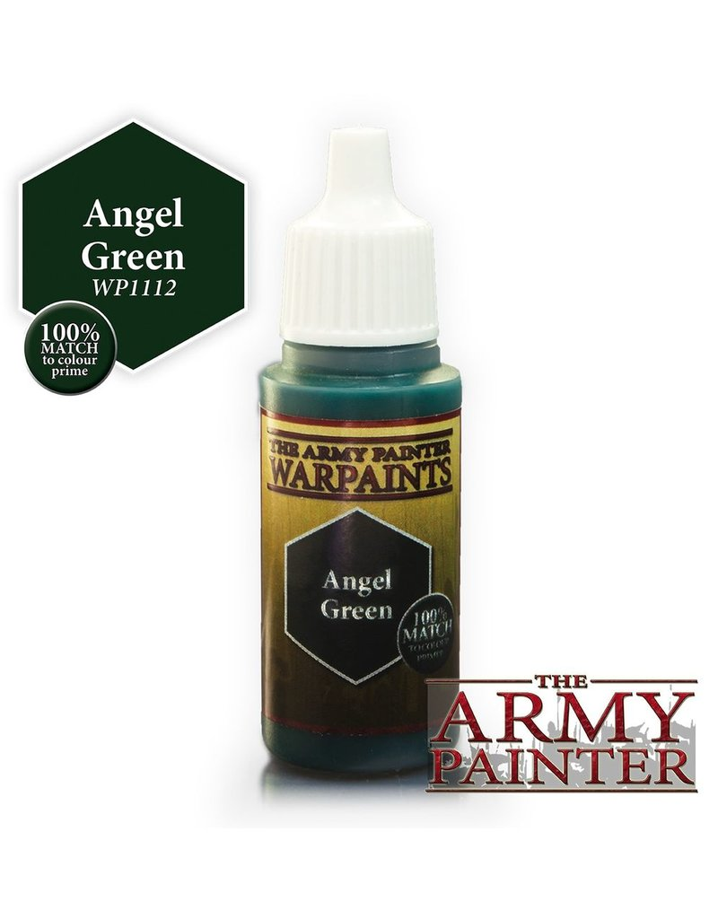 Army Painter WP1112 Army Painter Warpaints Angel Green 18ml