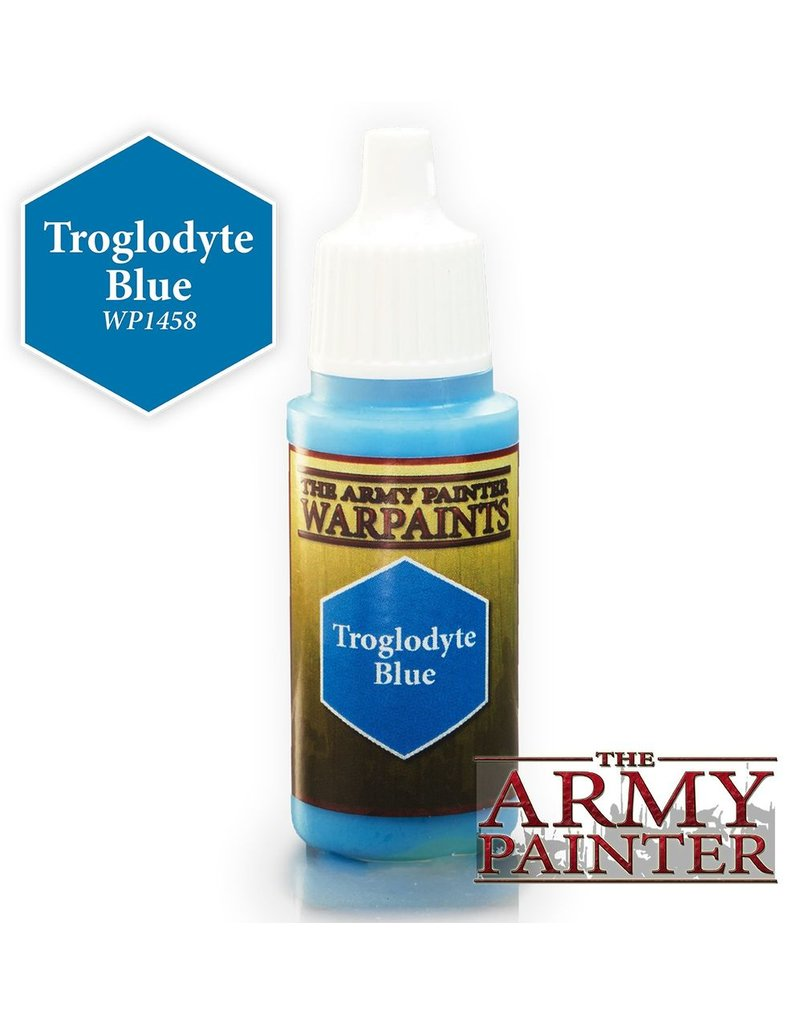 Army Painter WP1458 Army Painter: Warpaints Troglodyte Blue 18ml