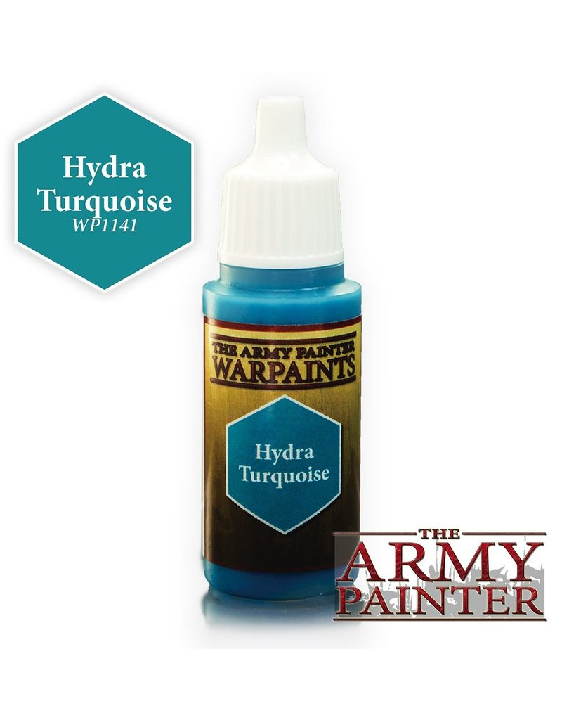 Army Painter WP1141 Army Painter: Warpaints Hydra Turquoise 18ml