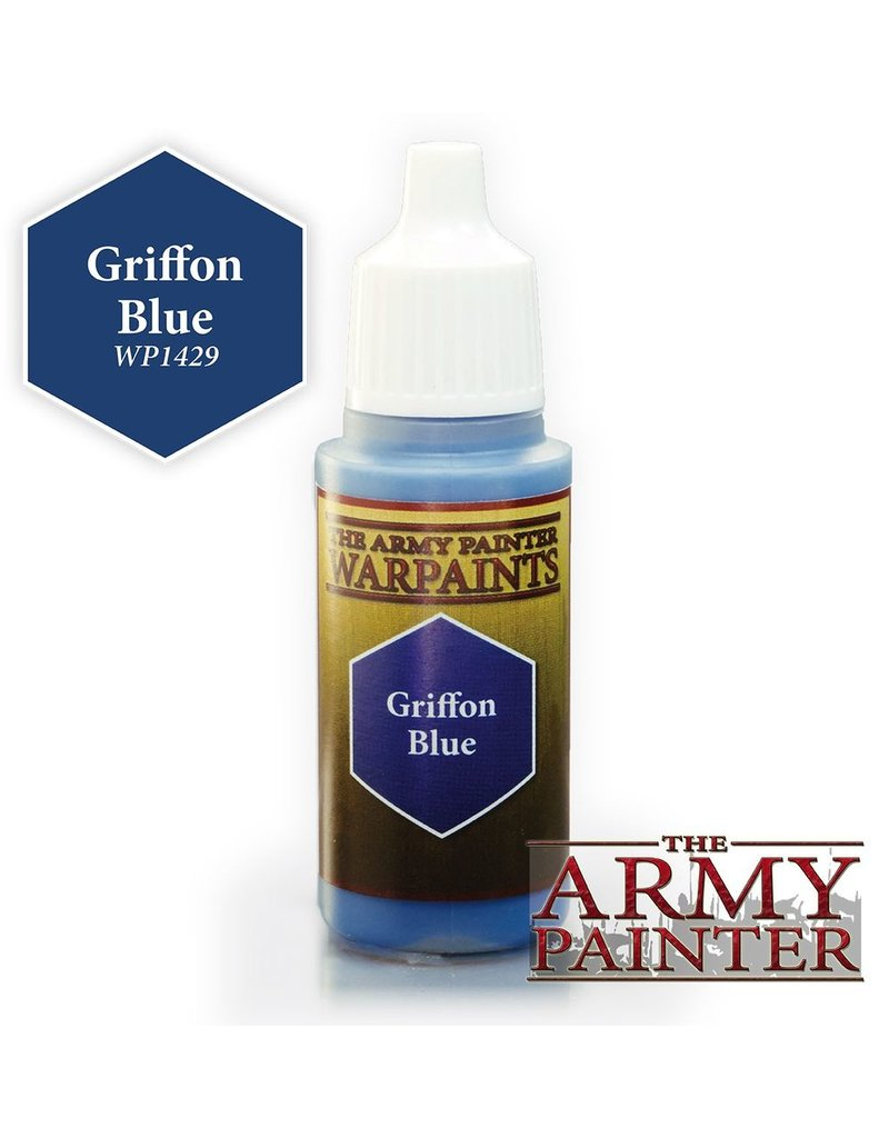 Army Painter WP1429 Army Painter: Warpaints Griffon Blue 18ml