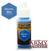 Army Painter WP1113 Army Painter: Warpaints Electric Blue 18ml