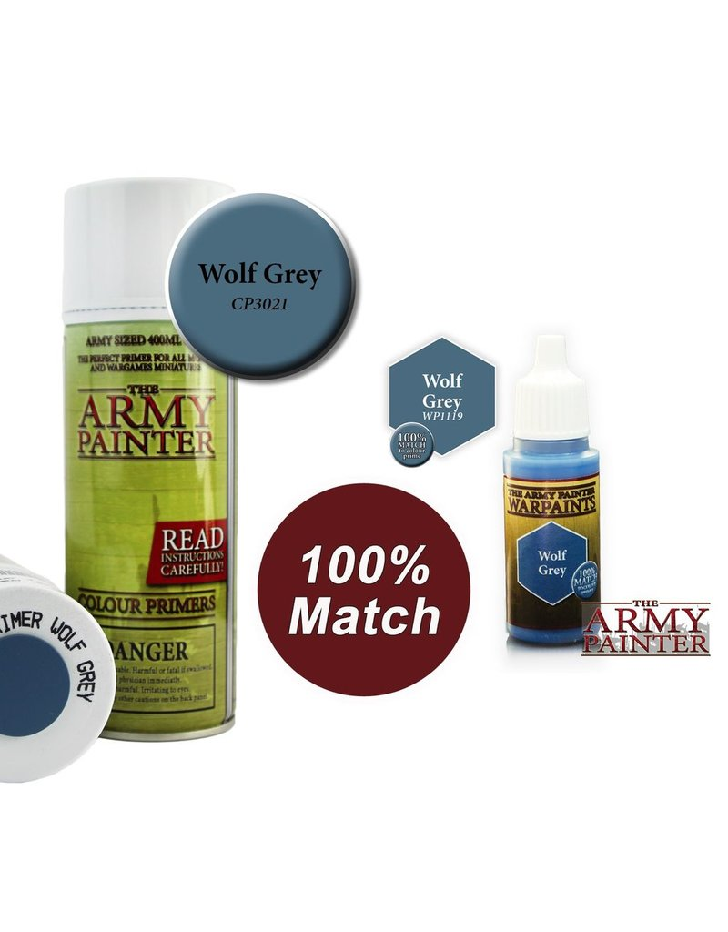 Army Painter WP1119 Army Painter: Warpaints Wolf Grey 18ml