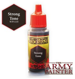 Army Painter WP1135 Army Painter: Warpaints Ink Strong Tone 18ml