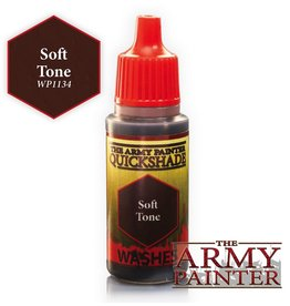 Army Painter WP1134 Army Painter: Warpaints Ink Soft Tone 18ml