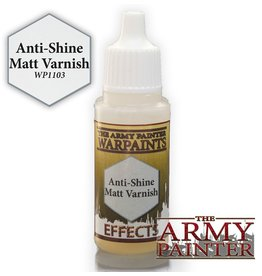 Army Painter WP1103 Army Painter: Warpaints Anti-Shine 18ml