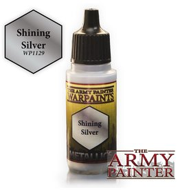 Army Painter WP1129 Army Painter: Warpaints Shining Silver 18ml