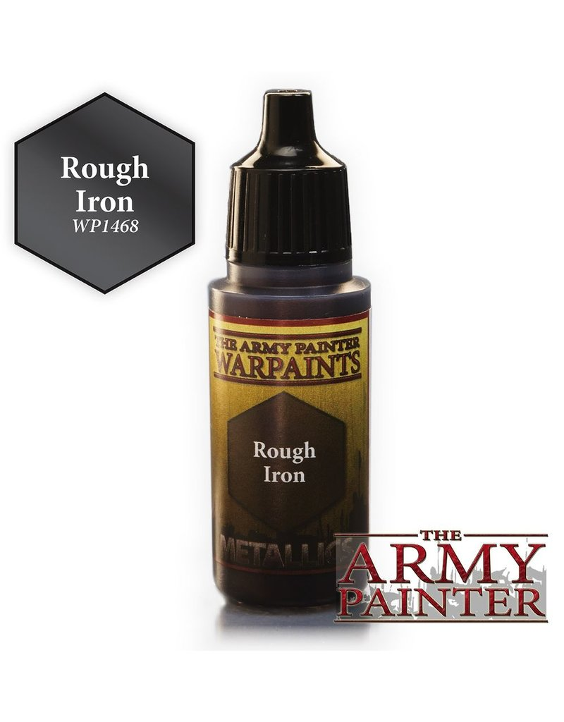 Army Painter WP1468 Army Painter: Warpaints Rough Iron 18ml