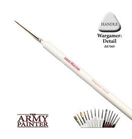 Army Painter BR7005 Wargamer Brush Detail