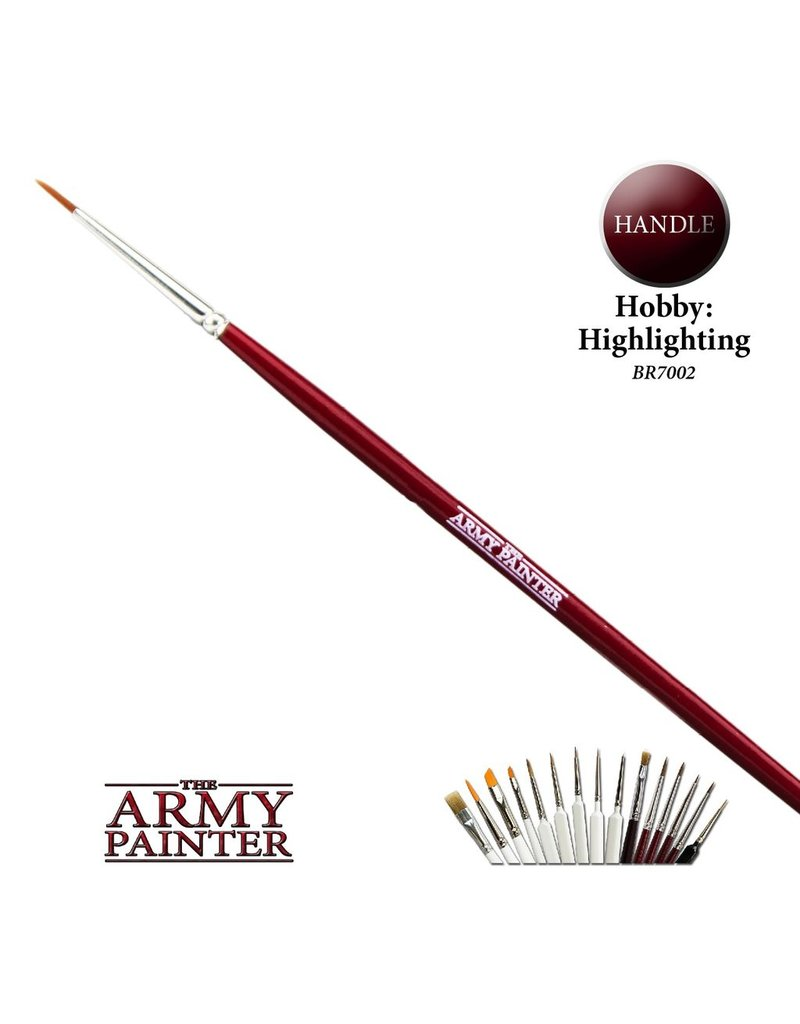 Army Painter BR7002 Hobby Brush Highlighting