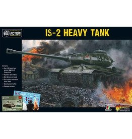 Bolt Action BA Soviet Army: IS-2 Heavy Tank