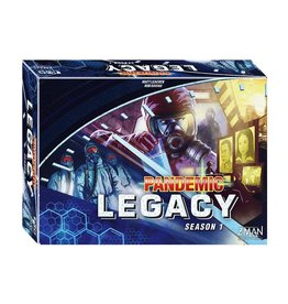 Z-Man Games Pandemic Legacy (Blue Edition)