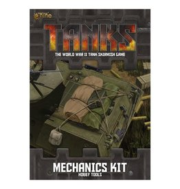 GF9 TANKS TANKS: Mechanics Kit Hobby Tools