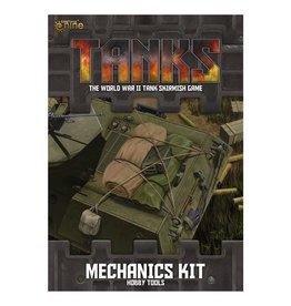 GF9 TANKS TANKS: Mechanics Kit Hobby Tools