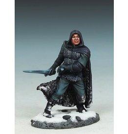 Dark Sword Miniatures GoT Kev of the Nights Watch (Tribute Sculpt)