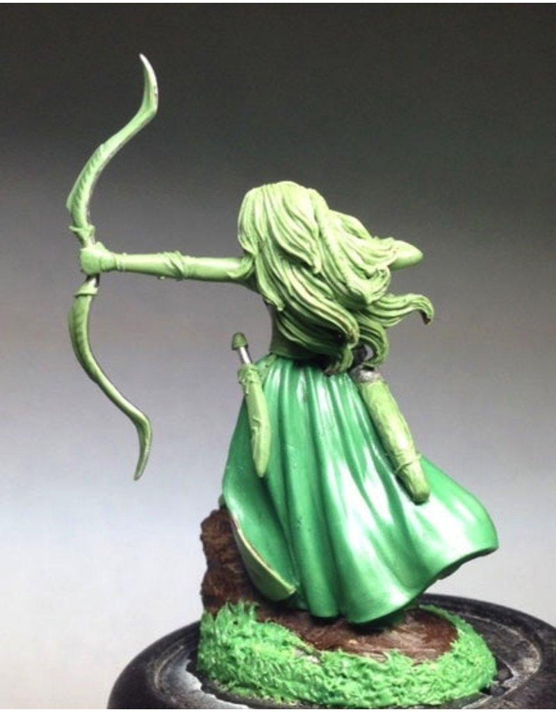 Dark Sword Miniatures VIF Female Elven Ranger with Bow