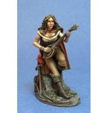 Dark Sword Miniatures EM Female Bard with Lute