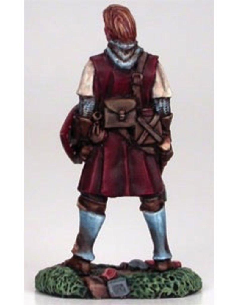 Dark Sword Miniatures VIF Male Cleric Mace Shield