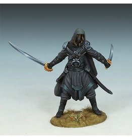 Dark Sword Miniatures VIF Hooded Assassin