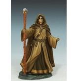 Dark Sword Miniatures VIF Young Traveling Mage