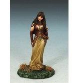 Dark Sword Miniatures EM Female Rogue with Sword