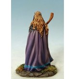 Dark Sword Miniatures EM Female Mage/Druid with Staff