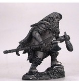 Dark Sword Miniatures VIF Male Dwarf Fighter with Wine Skin