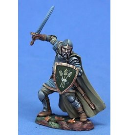 Dark Sword Miniatures GoT Veteran Hedge Knight with Long Sword