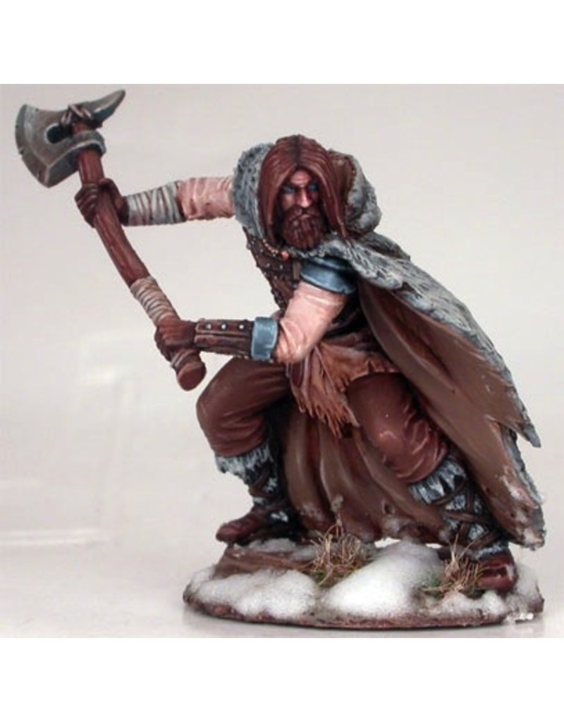 Dark Sword Miniatures GoT Wildling Warrior with Great Axe