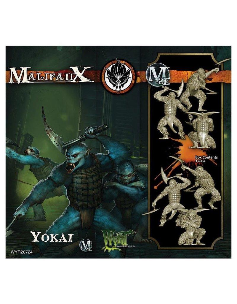 Wyrd miniatures WYR20724 Ten Thunders: Yokai