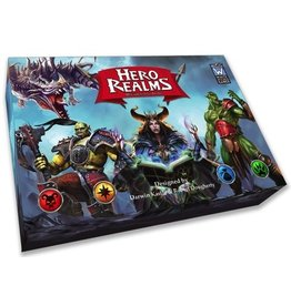 White Wizard Games Hero Realms: Deckbuilding Game (Core Game)