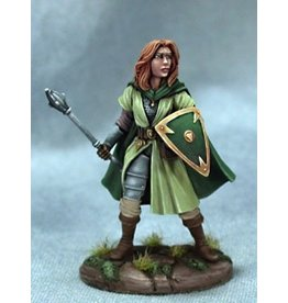 Dark Sword Miniatures EM Female Cleric