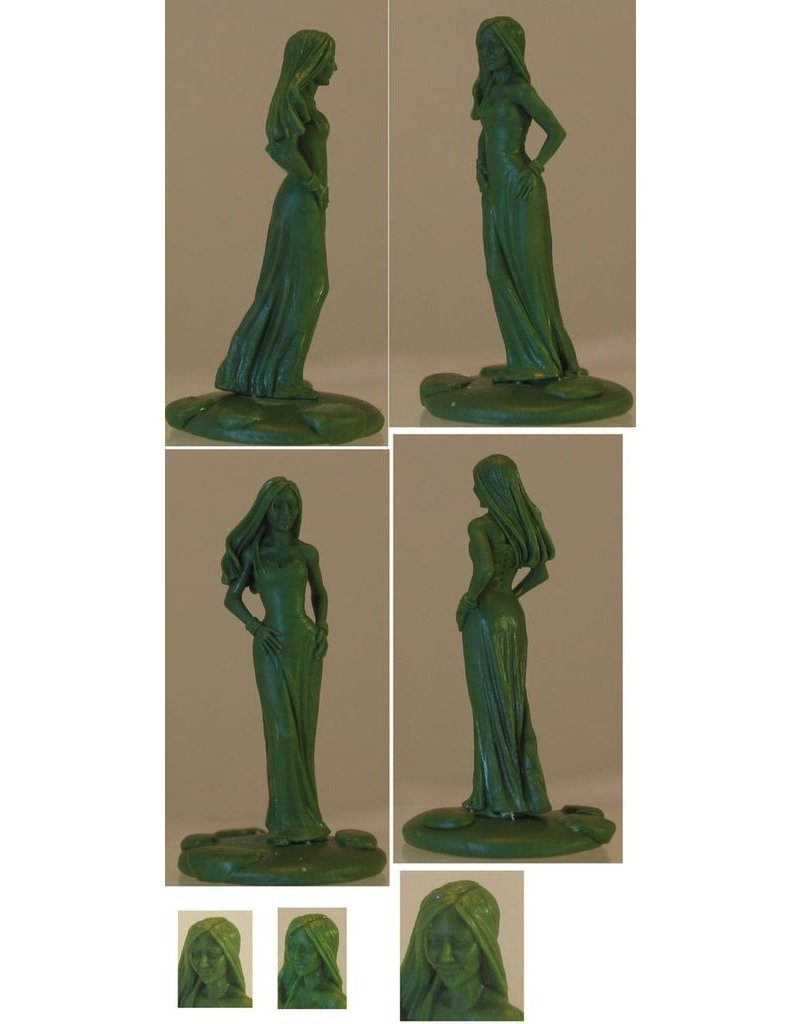 Dark Sword Miniatures GoT Female Courtesan