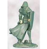 Dark Sword Miniatures VIF Female Cavalier with Long Sword & Shield