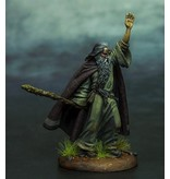 Dark Sword Miniatures VIF Ancient Wizard with Staff