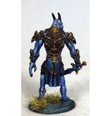 Dark Sword Miniatures VIF Male Dragonkin Warrior
